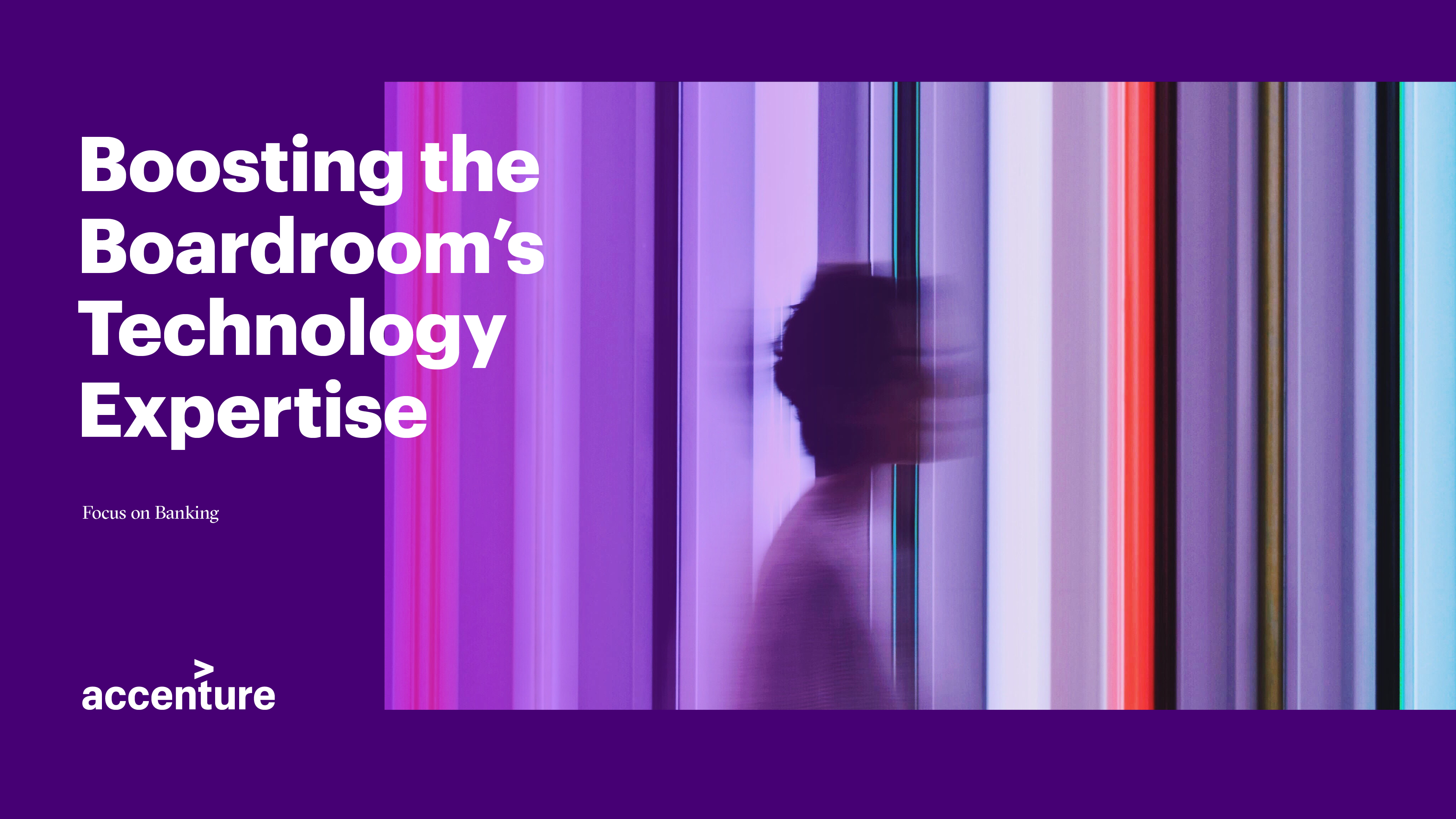 Boosting the Boardroom's Technology Expertise