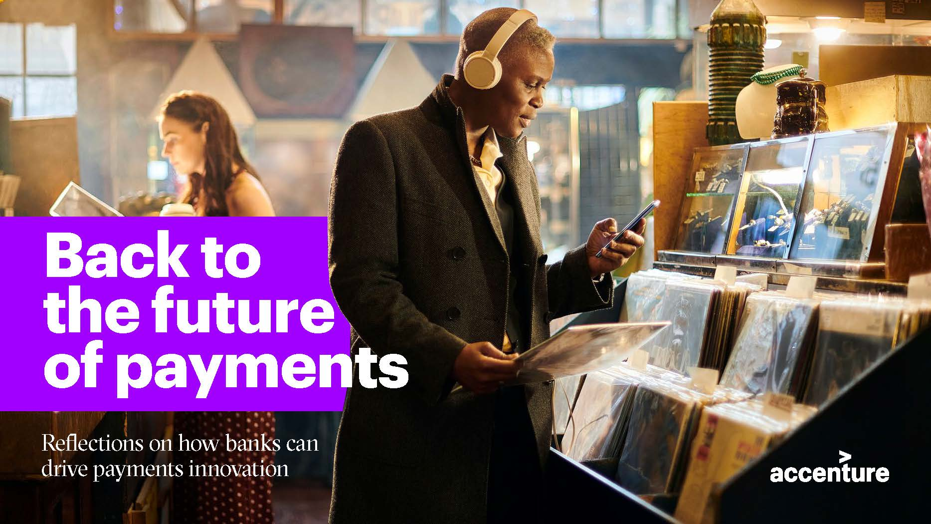 Back to the future of payments